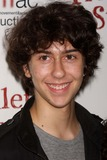Naked Brothers Photo - NAT WOLFF from THE NAKED BROTHERS BAND arriving at the opening night of Off-Broadways Freckleface Strawberry The Musical based on Julianne Moores best-selling childrens book series at New World Stages in New York City on 10-01-2010  Photo by Henry McGee-Globe Photos Inc 2010K66048HMc