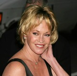 Melanie Griffith Photo - Melanie Griffith Arriving at a Special Screening of Shrek 2 at the Beekman Theatre in New York City on May 17 2004 Photo by Henry McgeeGlobe Photos Inc 2004
