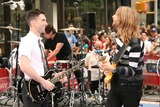 James Valentine Photo - New York NY 05-28-2007Adam Levine and James Valentine of Maroon 5 performing on NBCs Today Show Toyota Concert Series at Rockefeller PlazaDigital Photo by Lane Ericcson-PHOTOlinknet