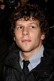 August Wilson Photo - Jesse Eisenberg Arriving at the Opening Night Performance of August Wilsons Fences at the Cort Theatre in New York City on 04-26-2010 Photo by Henry Mcgee-Globe Photos Inc 2010