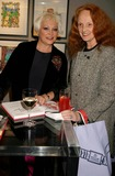 Serena Bass Photo - Serena Bass and Grace Coddington at the Launch of Serena Bass Cookbook Serena Food  Stories-feeding Friends Every Hour of the Day at Bergdorf Goodman in New York City on November 8 2004 Photo by Henry McgeeGlobe Photos Inc 2004