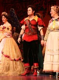 Anneliese van der Pol Photo - Anneliese Van Der Pol Donny Osmond and Jeanne Lehman Curtain Call For the Final Performance of Disneys Beauty and the Beast at the Lunt-fontanne Theatre in New York City on 07-29-2007 Photo by Henry McgeeGlobe Photos Inc 2007 K54003hmc