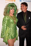 Hedda Lettuce Photo - Hedda Lettuce and Chris Noth Arriving at the 20th Annual Glaad Media Awards at the Marriott Marquis in New York City on 03-28-2009 Photo by Henry Mcgee-Globe Photos Inc 2009