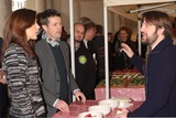 Crown Prince Frederik of Denmark Photo - Trh Crown Princess Mary and Crown Prince Frederik of Denmark and Chef Rene Redzepi at a Taste of Denmark New Nordic Cookout at Union Square Greenmarket in New York City on 10-22-2011 Photo by Henry Mcgee-Globe Photos Inc 2011
