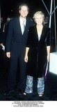 Alan Campbell Photo -  Giorgio Armani Exibition Opening at Solomon R Guggenheim Museum NYC 10182000 Glen Close and Alan Campbell Photo by Henry McgeeGlobe Photosinc