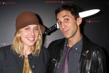 Ariel Schulman Photo - Greta Gerwig and Director Ariel Schulman Arriving at a Super Fan Screening of Paranormal Activity 3 at Regal Union Square Stadium 14 in New York City on 10-18-2011 Photo by Henry Mcgee-Globe Photos Inc 2011