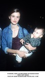 Trish Goff Photo -  Marc Jacobs Spring 98 Fashion Show Trish Goff Wson Photo by Henry McgeeGlobe Photos Inc G
