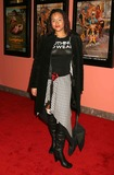 Thalia Photo - Thalia Dacosta (mtvs Trl) Arriving at the Premiere of Games People Playnew York at Chelsea Clearview 9 Cinema in New York City on March 9 2004 Photo by Henry McgeeGlobe Photos Inc 2004 K36062hmc Thalia Dacosta