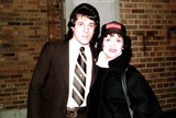 Beck Photo - Chuck Zito_chita Rivera After Performance of the Rink at Martin Beck Theatrenyc Photo by Henry Mcgee Globe Photosinc 2