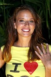 Amber Brkich Photo - Amber Brkich at Survivor All-stars Finalereunion Show at the Theatre at Madison Square Garden in New York City on May 9 2004 Photo by Henry McgeeGlobe Photos Inc 2004