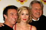 Christina Applegate Photo - CHRISTINA APPLEGATE WITH CHOREOGRAPHER WAYNE CILENTO AND DIRECTOR WALTER BOBBIE MAKING HER BROADWAY DEBUT IN REHEARSAL FOR SWEET CHARITY AT NEW 42ND STREET STUDIOS IN NEW YORK CITY ON 01-19-2005  PHOTO BY HENRY McGEEGLOBE PHOTOS INC 2005K41170HMCPHOTO BY HENRY MCGEE-GLOBE PHOTOS