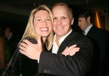 Fred Ebb Photo - MARIN MAZZIE AND SCOTT ELLIS AT THE FRED EBB FOUNDATION AND ROUNDABOUT THEATRE COMPANY COCKTAIL RECEPTION AND PRESENTATION OF THE 1ST ANNUAL FRED EBB AWARD FOR MUSICAL THEATRE SONGWRITING AT THE AMERICAN AIRLINES THEATRE PENTHOUSE LOUNGE IN NEW YORK CITY ON 11-29-2005  PHOTO BY HENRY McGEEGLOBE PHOTOS INC 2005K46088HMc