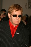 Elton John Photo - Opening Reception of Andy Warhol Late Paintings and Helmut Newton Photographs at Gagosian Gallery Beverly Hills California 02262004 Photo by Henry McgeeGlobe Photos Inc 2004 Elton John
