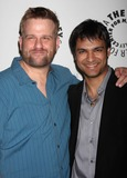 Arjun Gupta Photo - NYC  050310Stephen Wallem and Arjun Gupta with other cast members of Showtimes Nurse Jackie at The Paley Center for Media for a screening and panel discussionDigital Photo by Adam Nemser-PHOTOlinknet