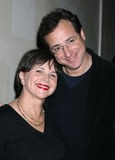 Jo Ann Worley Photo - NYC  120907Cindy Williams (from the TV sitcom Laverne  Shirley of the 70s and 80s) and Bob Saget (from the TV sitcom Full House of the 80s and 90s) Broadways Drowsy Chaperone holiday party and welcome to Bob Saget and Cindy Williams and farewell to JoAnne WorleyDigital Photo by Adam Nemser-PHOTOlinknet