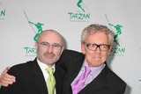 Phil Collins Photo - NYC  051006Phil Collins and Bob Crowley at opening night of the new Broadway musical TARZAN presented by Disney at the Richard Rodgers TheatreDigital Photo by Adam Nemser-PHOTOlinknet