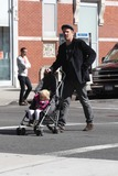 Jane Hawking Photo - Ethan Hawke daughter7557JPGNYC  101010EXCLUSIVE Ethan Hawke and daughter Clementine Jane Hawke (2 years old) walking home from a playground in the West VillageEXCLUSIVE photo by Adam Nemser-PHOTOlinknet