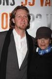 Thaddaeus Scheel Photo - NYC  030909Marcia Gay Harden and husband Thaddaeus ScheelBroadway opening night of 33 VariationsEugene ONeill TheatreDigital Photo by Adam Nemser-PHOTOlinknet