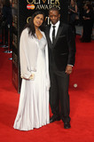Adrian Lester Photo - April 3 2016 - Adrian Lester and Lolita Chakrabarti attending The Olivier Awards 2016 at Royal Opera House Covent Garden in London UK