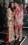 Alex Reid Photo - April 8 2016 - Alex Reid and Nikki Manashe attending The Asian Awards 2016 Grosvenor House Hotel in London UK