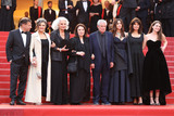 Claude Lelouche Photo - CANNES FRANCE - MAY 18 Antoine Sire guest Anouk Aimee Claude Lelouch Monica Bellucci Marianne Denicourt and Tess Lauvergne attend the screening of Les Plus Belles Annees DUne Vie during the 72nd annual Cannes Film Festival on May 18 2019 in Cannes France (Photo by Laurent KoffelImageCollectcom)