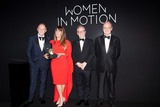 Thierry Fremaux Photo - CANNES FRANCE - MAY 13 Francois-Henry Pinault Patty Jenkins Thierry Fremaux and Pierre Lescure attend the Women in Motion Awards Dinner presented by Kering and the 71th Cannes Film Festival at Place de la Castre on May 13 2018 in Cannes France(Photo by Laurent KoffelImageCollectcom)