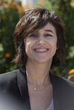 Charlotte Gainsbourg Photo - CANNES FRANCE - MAY 17 Actress Charlotte Gainsbourg attends the Ismaels Ghosts (Les Fantomes dIsmael) photocall during the 70th annual Cannes Film Festival at Palais des Festivals on May 17 2017 in Cannes France(Photo by Laurent KoffelImageCollectcom)