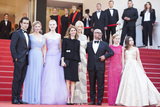 Sofia Coppola Photo - CANNES FRANCE - MAY 24 Colin Farrell Kirsten Dunst Elle Fanning Sofia Coppola Nicole Kidman Youree Henley Angousie Rice and Addison Riecke attend the The Beguiled screening during the 70th annual Cannes Film Festival at Palais des Festivals on May 24 2017 in Cannes France(Photo by Laurent KoffelImageCollectcom)