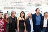 Asghar Farhadi Photo - CANNES FRANCE - MAY 09 Barbara Lennie Carla Campra Ricardo Darin Penelope Cruz Asghar Farhadi Javier Bardem Eduard Fernandez attend the photocall for Everybody Knows (Todos Lo Saben) during the 71st annual Cannes Film Festival at Palais des Festivals on May 9 2018 in Cannes France(Photo by Laurent KoffelImageCollectcom)