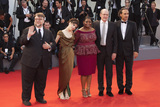 Alexandre Desplat Photo - VENICEVENICE ITALY - AUGUST 31 Guillermo Del Toro Sally Hawkins Octavia Spencer Richard Jenkins and Alexandre Desplat walk the red carpet ahead of the The Shape Of Water screening during the 74th Venice Film Festival at Sala Grande on August 31 2017 in Venice Italy(Photo by Laurent KoffelImageCollectcom)
