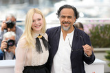 Alejandro Gonzalez Inarritu Photo - CANNES FRANCE - MAY 14 Jury Member Elle Fanning and President of the Main competition jury Alejandro Gonzalez Inarritu attends the Jury photocall during the 72nd annual Cannes Film Festival on May 14 2019 in Cannes France(Photo by Laurent KoffelImageCollectcom)