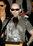 Dimebag Darrell Photo - Scott Ian of Anthrax attends the Posthumoustly Induction of legenadary metal guitarist Dimebag Darrell Abbott into Hollywoods RockWalk held at the Guitar Center in Hollywood California on May 17 2007  Copyright 2007 by Arno GranPopular Images