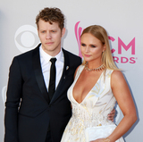 Anderson East Photo - LAS VEGAS-APRIL 2  Recording artists Anderson East (L) and Miranda Lambert attend the 52nd Academy Of Country Music Awards at Toshiba Plaza on April 2 2017 in Las Vegas Nevada  (Photo by AKPhotoImageCollectcom)