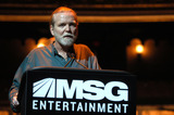 The Allman Brothers Band Photo - Gregg Allman of the Allman Brothers Band attends a Press Conference to Announce the Beacon Theater joins MSG Entertainment