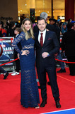 AJ Buckley Photo - April 26 2016 LondonAJ Buckley and Abigail Ochse arriving at the premiere of Captain America Civil War at Vue Westfield on April 26 2016 in London EnglandPlease byline FamousACE PicturesACE Pictures Inc Tel 646 769 0430