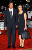 Halima Rashid Photo - Jermaine Jackson and Halima Rashid at the UK Premiere of Red at the Royal Festival Hall on October 19 2010 in London