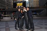 New Kids on the Block Photo - January 20 2015 New York CityJoey McIntyre Danny Wood Donnie Wahlberg Jonathan Knight and Jordan Knight of the group New Kids on The Block  attending a Press Conference at Madison Square Garden on January 20 2015 in New York City By Line Kristin CallahanACE PicturesACE Pictures Inctel 646 769 0430