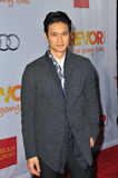 Harry Shum Jr Photo - December 8 2013 LAHarry Shum Jr arriving at TrevorLIVE LA honoring Jane Lynch for the Trevor Project at Hollywood Palladium on December 8 2013 in Hollywood California