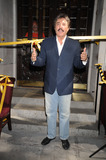 Tony Orlando Photo - Tony Orlando pose as he is honored with the worlds largest yellow ribbon outside the Friars Club on September 2 2008 in New York City
