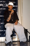 Allen Iverson Photo - NEW YORK OCTOBER 17 2005    Allen Iverson at the RBK Answer IX Sneaker Launch to celebrate ten years of Allen Iverson