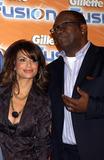 Paula Abdul Photo - Paula Abdul and Randy Jackson at the Launch of the New Gillette Fusion Razor