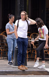 Rosalind Chao Photo - July 1 2016 New York CitySimon Templeman Rosalind Chao and their daughter Isabelle Templeman walk in Tribeca on July 1 2016 in New York CityBy Line Curtis MeansACE PicturesACE Pictures IncTel 6467670430