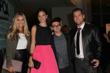 Allie Rizzo Photo - October 15 2015 New York CityJackie Miranne Allie Rizzo Christian Siriano and Lance Bass (L-R) arriving at the 2015 ASPCA Young Friends Benefit on October 15 2015 at the IAC Building in New York CityPlease byline Nancy RiveraACE PicturesACE Pictures Inc Tel 646 769 0430