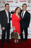 ALBIE MANZO Photo - February 10 2015 New York CityAlbie Manzo TV Personality Caroline Manzo and host Andy Cohen attending the Womans Day Red Dress Awards on February 10 2015 in New York CityBy Line Zelig ShaulACE PicturesACE Pictures Inctel 646 769 0430