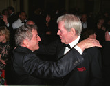 Peter OToole Photo - Peter OToole greets Tony Bennett at the Players Clubs Pipe Night For Peter OToole Benefit in New York January 27 2002  2002 by Alecsey BoldeskulNY Photo Press  ONE-TIME REPRODUCTION RIGHTS