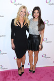 Alexia Echevarria Photo - February 26 2014 New York CityAlexia Echevarria (L) and Roselyn Sanchez arriving at the Nueva Latina campaign launch at Helen Mills Event Space on February 26 2014 in New York City