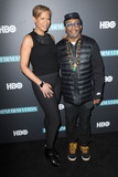 Tonya Lewis Lee Photo - April 7 2016 New York CityTonya Lewis Lee and Spike Lee arrive to attend a special screening of HBOs Confirmation at Signature Theater on April 7 2016 in New York CityCredit Kristin CallahanACE Pictures