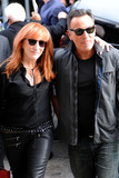Bruce Springsteen Photo - August 6 2015 New York CityPatti Scialfa and Bruce Springsteen made an appearance on the Daily Show with Jon Stewart on August 6 2015 in New York City Credit Kristin CallahanACE Picturestel (212) 243 8787 or (646) 769 0430