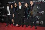 Ariane Lebed Photo - December 13 2016  New York CityMichael K Williams Ariane Lebed Guest Marion Cotillard Michael Fassbender Essie Davis Jeremy Irons Justin Kurzel attending the Assassins Creed New York premiere at AMC Empire 25 theater on December 13 2016 in New York CityCredit Kristin CallahanACE PicturesTel 646 769 0430