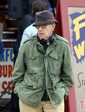 Woody Allen Photo - September 29 2016 New York CityDirector Woody Allen on the set of his latest movie project on September 29 2016 in New York CityBy Line Zelig ShaulACE PicturesACE Pictures IncTel 6467670430